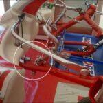 Sensore posizione pedale acceleratore e freno