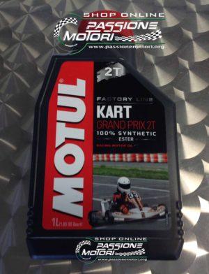 Olio Motul Grand Prix 2T