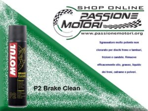 P2 Brake Clean