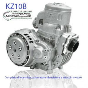 Preparazione KZ10B - Carburatore