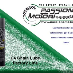 C4 Chain Lube Factory Line