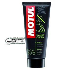 Pulisci mani senza acqua M4 hands clean