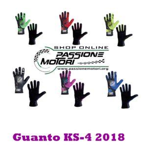 Guanto Ks-4 2018